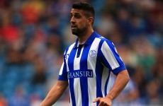 Sheffield Wednesday's Marco Matias has already wrapped up goal of the weekend