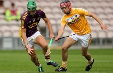 He's at it again! Conor McDonald pulls off another super flick for Wexford U21s