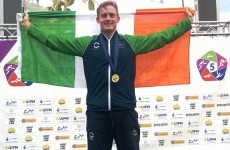 'Up there with the top days of my life' - Ireland win gold in modern pentathlon