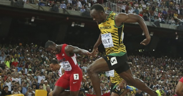 'Every single performance would have a question mark over it if Bolt ever tests positive'