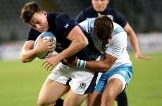 Pyrgos try lights up scrappy Scots in Italy