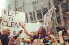 Foo Fighters trolled Westboro Baptist Church in the most perfect way imaginable