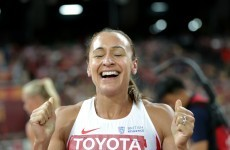 Jessica Ennis-Hill claims a second world championship gold in Beijing