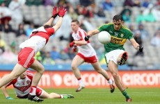 Jack O'Connor's Kerry minors move one step closer to back-to-back All-Irelands