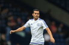 Pedro enjoys a dream start to life at Chelsea