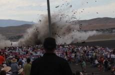 3 dead, 56 injured in horrific US air show crash (Video)