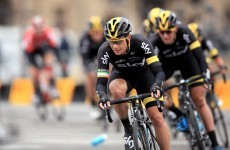 Two Irish riders put in encouraging performances at stage two of the Vuelta
