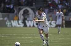 Two goals, two assists for Robbie Keane as LA Galaxy hammer Andrea Pirlo's New York City