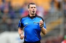 GAA appoint first-timer to take charge of this year's All-Ireland hurling decider