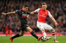 Do you agree with our combined Arsenal-Liverpool XI?
