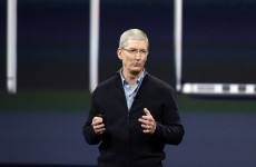 Tim Cook says Apple is fine despite China's market problems