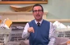 John Oliver's fake church inundated with thousands of donations