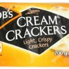 The recipe for Jacob's cream crackers has not changed, and we can all stand down