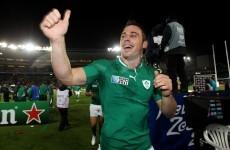 In photos: Ireland vs. Australia