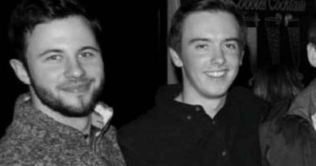 Tributes paid to three friends killed in weekend crash