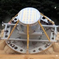 Watch NASA deliberately crash a load of spaceships*