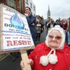 """Fifth mass rally of the """"stunningly successful"""" Right2Water campaign this weekend"""