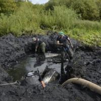 Remains of two crewmen of World War II fighter plane found in Poland
