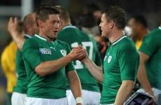 Twitter reaction: Ireland stun Australia in Auckland