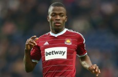 West Ham striker blasts club's medical staff, admits he wants out of London