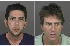 Two accused of carrying out real-life version of 'Weekend at Bernie's'