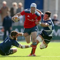 Former Munster and Leicester man Murphy calls time on his career