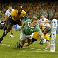 How's your memory of Ireland's 2003 Rugby World Cup?