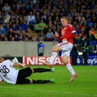 What drought? Rooney treble seals Champions League return