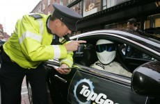 Drivers take note... Gardaí are launching a major speed clamp-down
