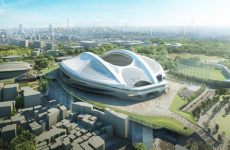 Scrapped national stadium means Japan must issue fresh Rugby World Cup plan