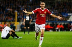 Herrera was nearly subbed last night before impressing in number 10 role, says LVG