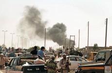 Libya: Fierce battles continue for Gaddafi strongholds