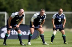 Mastermind Schmidt, rising White and more talking points from Ireland's XV