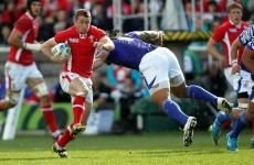 As it happened: Wales v Samoa