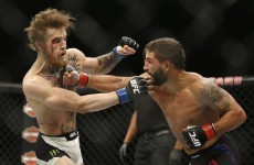 'McGregor owes me a rematch, let's see if he's man enough' - Chad Mendes