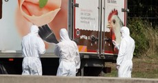 A toddler and three young boys were among the dead in Austrian truck