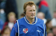 Familiar face returns to senior inter-county management in Leinster