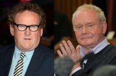 Colm Meaney set to play Martin McGuinness in new 'Chuckle Brothers' film