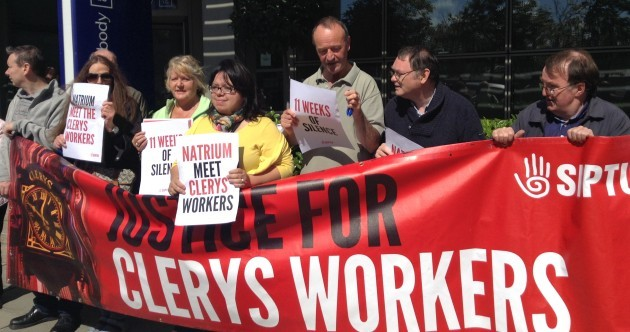 'I gave 45 years to the store': After 11 weeks, former Clerys staff aren't going away