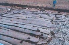 A 3,000-year-old wooden roadway in Westmeath could be destroyed