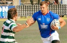 'Massive honour' for Old Wesley as one of their players makes Namibia's World Cup squad