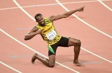 Usain Bolt mulls Rio retirement segue