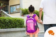 'My four year old is ready to start school, but am I?'