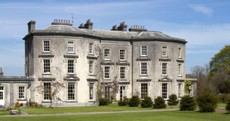 It's not Downton Abbey... but this Moneygall house really isn't too far off