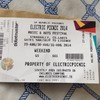 Keep your wits about you - there are a LOT of counterfeit tickets to big events doing the rounds
