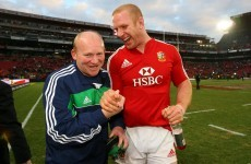 'It's going to be pretty emotional' - Wales out to spoil O'Connell's farewell