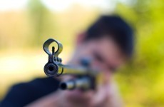 Four arrested after 3-year-old is shot with air rifle