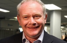 Martin McGuinness: 'Let them examine my record'