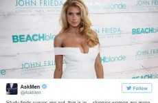 'Curves are out, thin is in': This tweet is causing an absolute commotion on Twitter