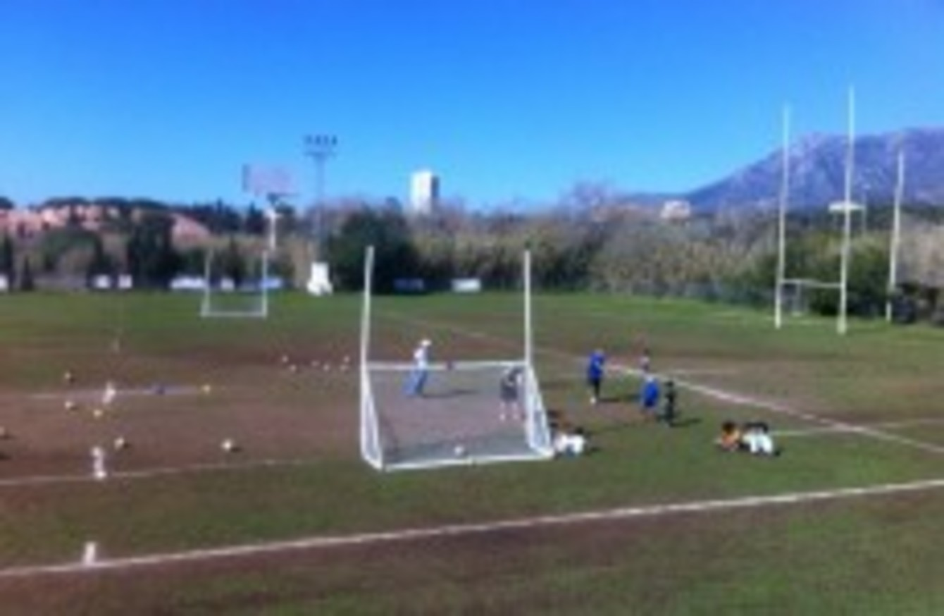6eefc212f1feb First purpose-built GAA centre in continental Europe set for construction  in Spain